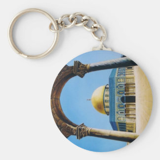 dome-of-the-rock keychain
