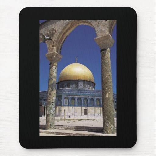 Dome of the Rock Mousepad
