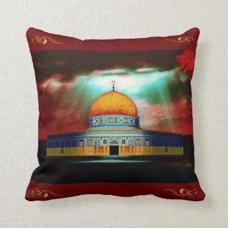 Dome of the Rock Pillow 1 قبة الصخرة