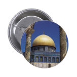 Dome of the Rock Pinback Button