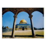 Dome of the rock print