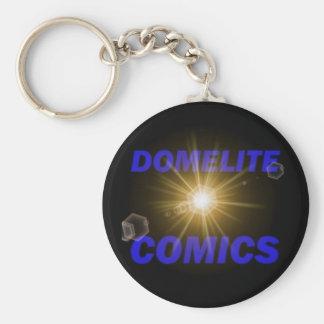 Domelite Comics Keychain