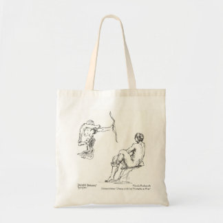 Domencino's Diana and Nymphs Tote Bag