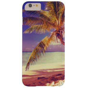 Beach Themed Domenicana beach barely there iPhone 6 plus case