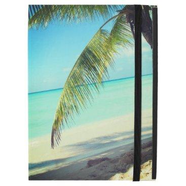Beach Themed Domenicana beach iPad pro case