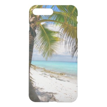 Beach Themed Domenicana beach iPhone 7 plus case