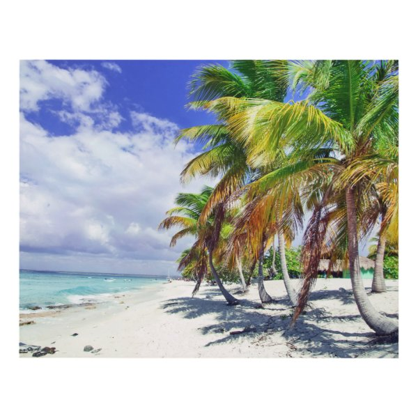 Domenicana beach panel wall art