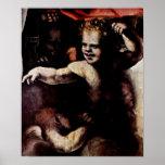 Domenico di Pace Beccafumi - Angel Print