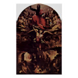 Domenico di Pace Beccafumi - Inferno Print