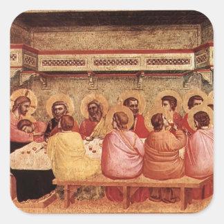Domenico Ghirlandaio: Last Supper Stickers