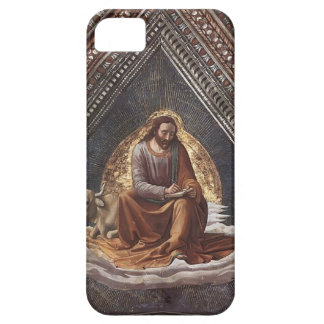Domenico Ghirlandaio: St Luke Funda Para iPhone 5 Barely There