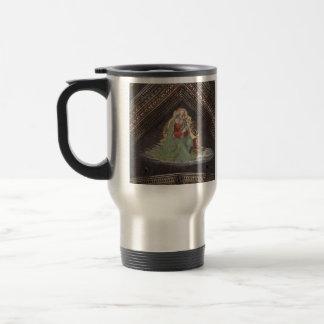 Domenico Ghirlandaio: St. Mark the Evangelist 15 Oz Stainless Steel Travel Mug