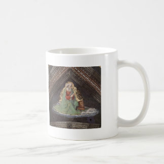 Domenico Ghirlandaio: St. Mark the Evangelist Classic White Coffee Mug