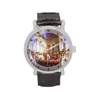 Domenico Ghirlandaio: The Funeral of St. Fina Wrist Watch