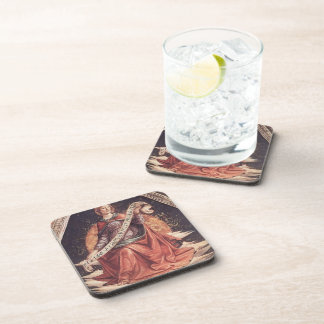 Domenico Ghirlandaio: Una sibila Posavasos De Bebida
