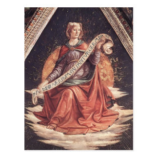 Domenico Ghirlandaio: Una sibila Tarjetas Postales