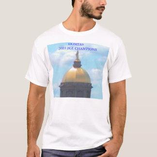 domers championship t-shirt