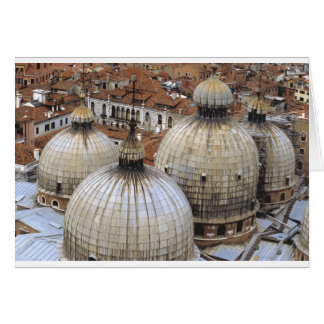 Domes of San Marco Card