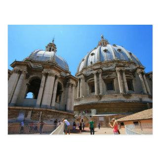 Domes Postcard