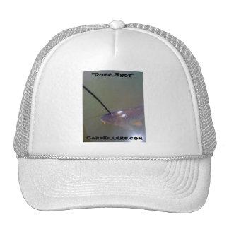 "Domeshot, ""Dome Shot""CarpKillers.com Trucker Hat"