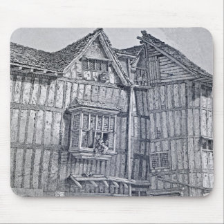 Domestic Architecture, 1791 Mouse Pad