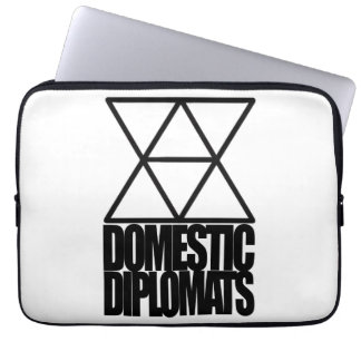 Domestic Diplomats Laptop Sleeve 13inch (Neoprene)