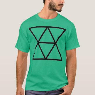 Domestic Diplomats Logo Men's Dark T-Shirt