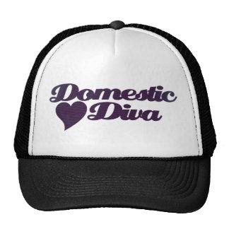 Domestic Diva Mesh Hat
