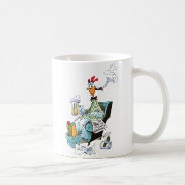 TheSimpleFool Domestic Fowl Mug