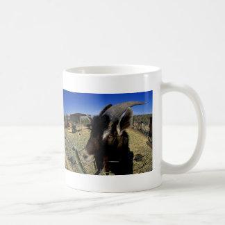 Domestic Goat Coffee Mug