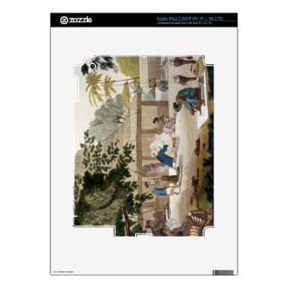 Domestic life in Kupang, Timor, plate 10 from 'Le iPad 3 Skins