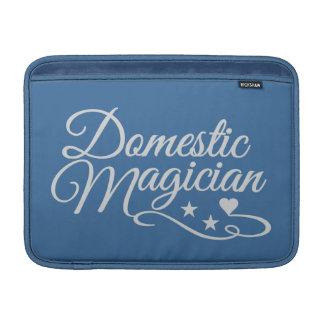 "Domestic Magician custom 13"" MacBook sleeve"