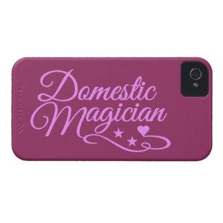 Domestic Magician custom Blackberry case