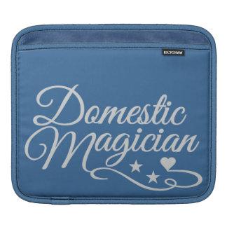 Domestic Magician custom iPad sleeve