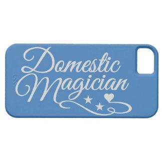 Domestic Magician custom iPhone case