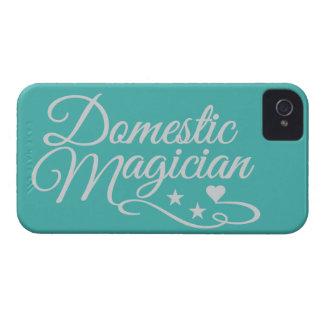 Domestic Magician custom iPhone case-mate