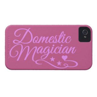 Domestic Magician custom iPhone case-mate iPhone 4 Cover