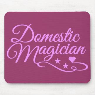 Domestic Magician custom mousepad