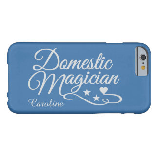 Domestic Magician custom name & color phone cases