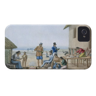 Domestic occupations, Agagna, Guam, Philippines, f Case-Mate iPhone 4 Case