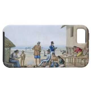 Domestic occupations, Agagna, Guam, Philippines, f iPhone SE/5/5s Case