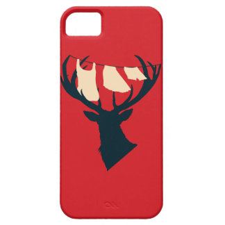 Domestic Stag iPhone SE/5/5s Case