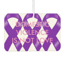 DOMESTIC VIOLENCE AIR FRESHENER