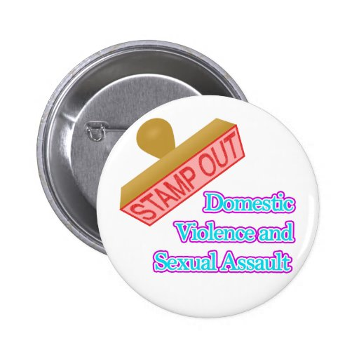 Domestic Violence and Sexual Assault Pin