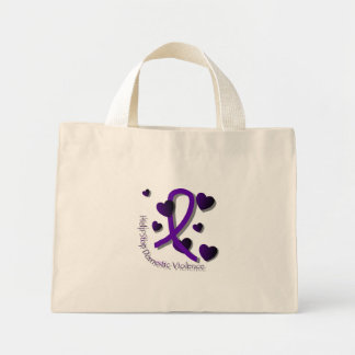 Domestic Violence Awareness Bag