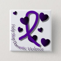 Domestic Violence Awareness Button
