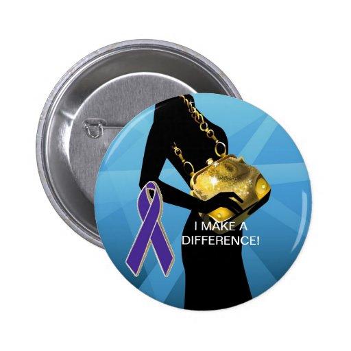 DOMESTIC VIOLENCE AWARENESS PIN