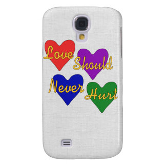 Domestic Violence Awareness Samsung Galaxy S4 Cases