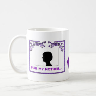 DOMESTIC VIOLENCE AWARENESS COFFEE MUG