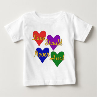 Domestic Violence Awareness Infant T-shirt
